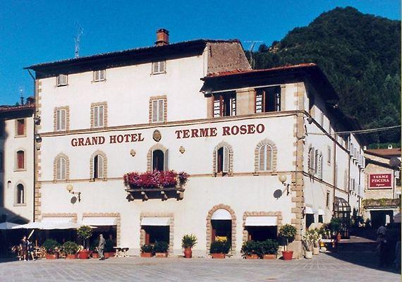 Grand Hotel Terme Roseo Bagno di Romagna